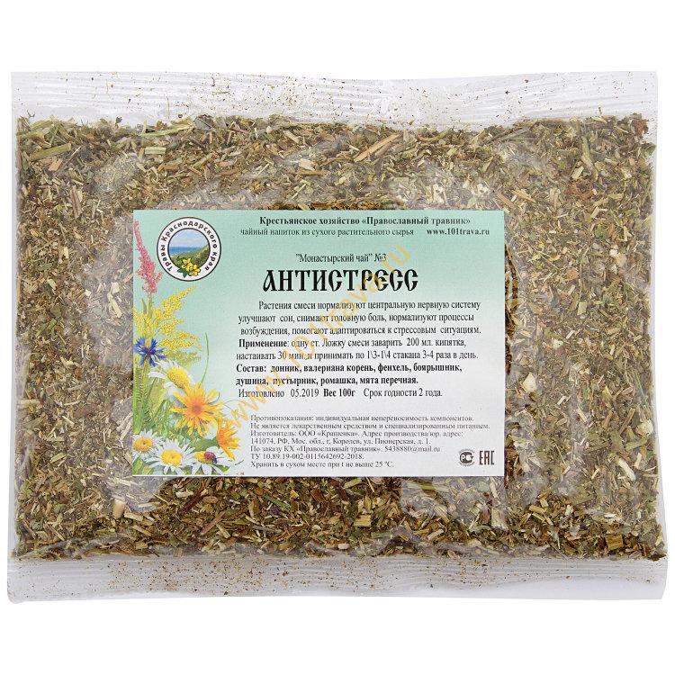 Из каких трав состоим монастырский чай от простатита массаж огулова от простатита